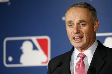 MLB Commissioner Rob Manfred disses West Virginia sports betting