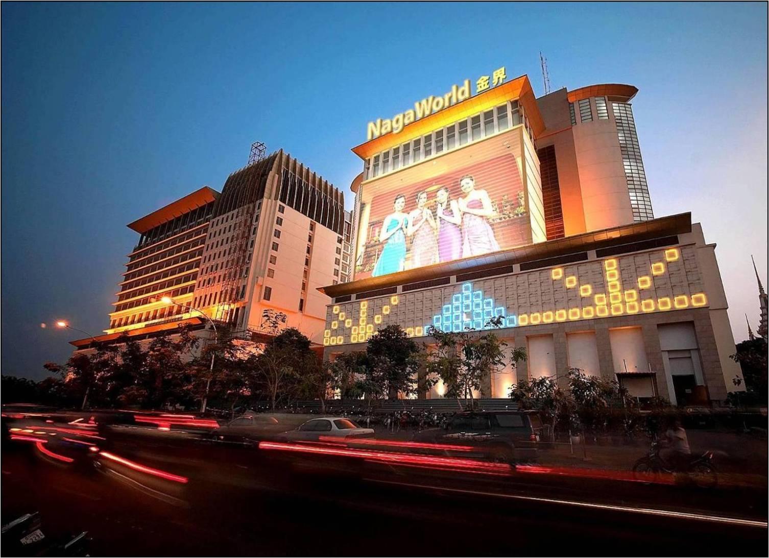 Cambodia casino