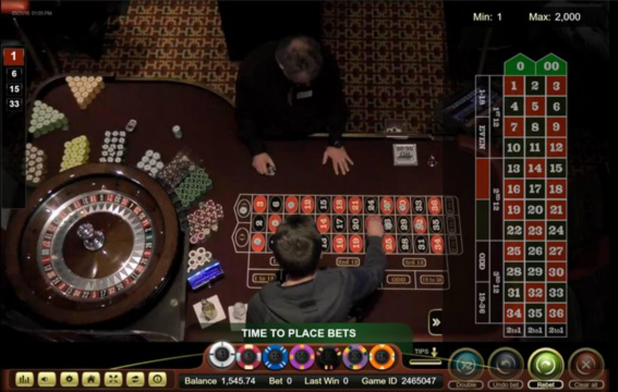 Golden Nugget Atlantic City online gambling