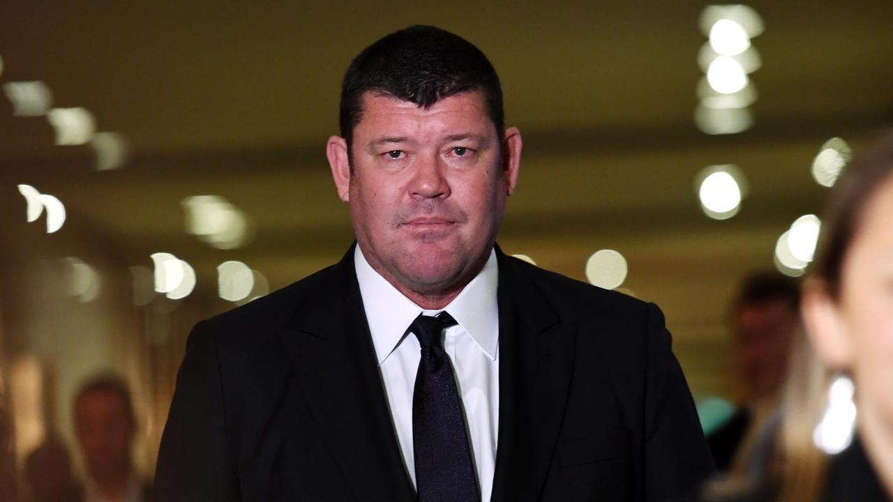 James Packer resigns with mental health issues