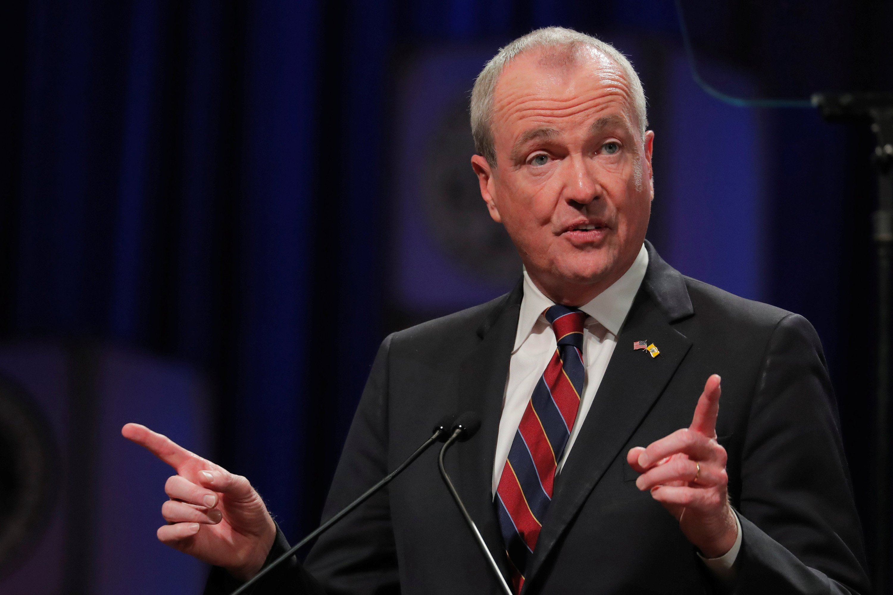 New Jersey Governor Phil Murphy is behind north New Jersey casino expansion