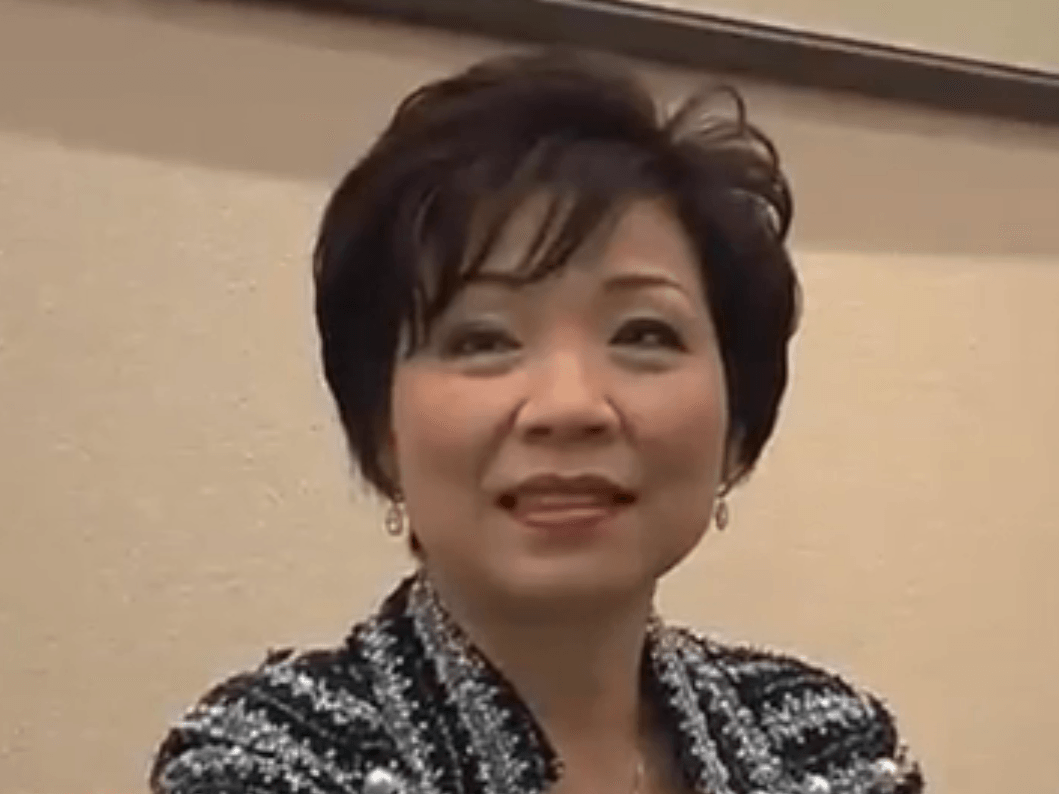 Pollyanna Chu loses half her fortune