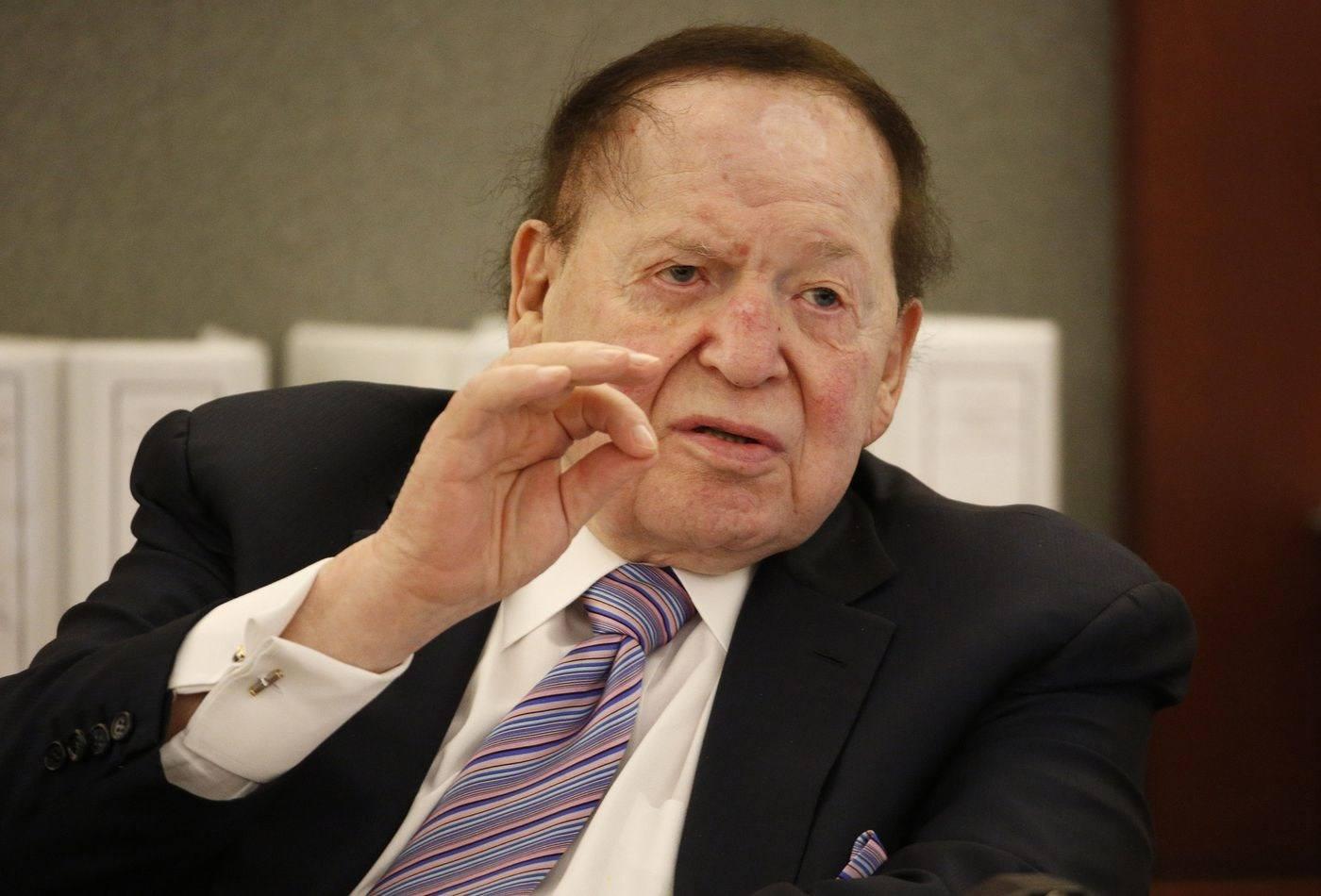 Sheldon Adelson, Forbes Billionaires List