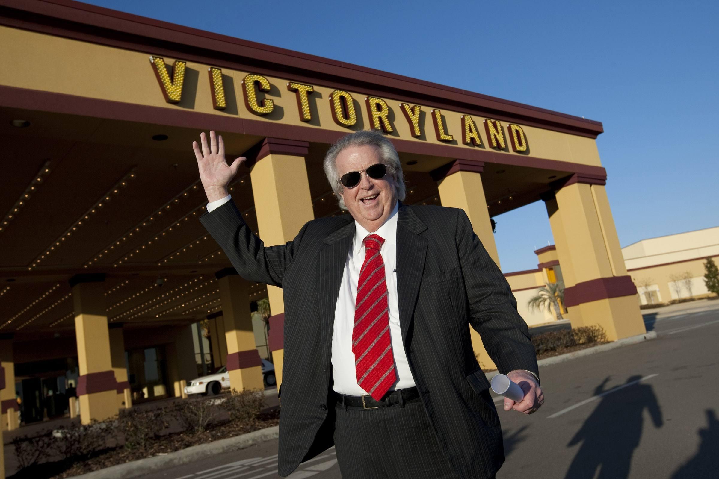 Victoryland owner Milton McGregor dies
