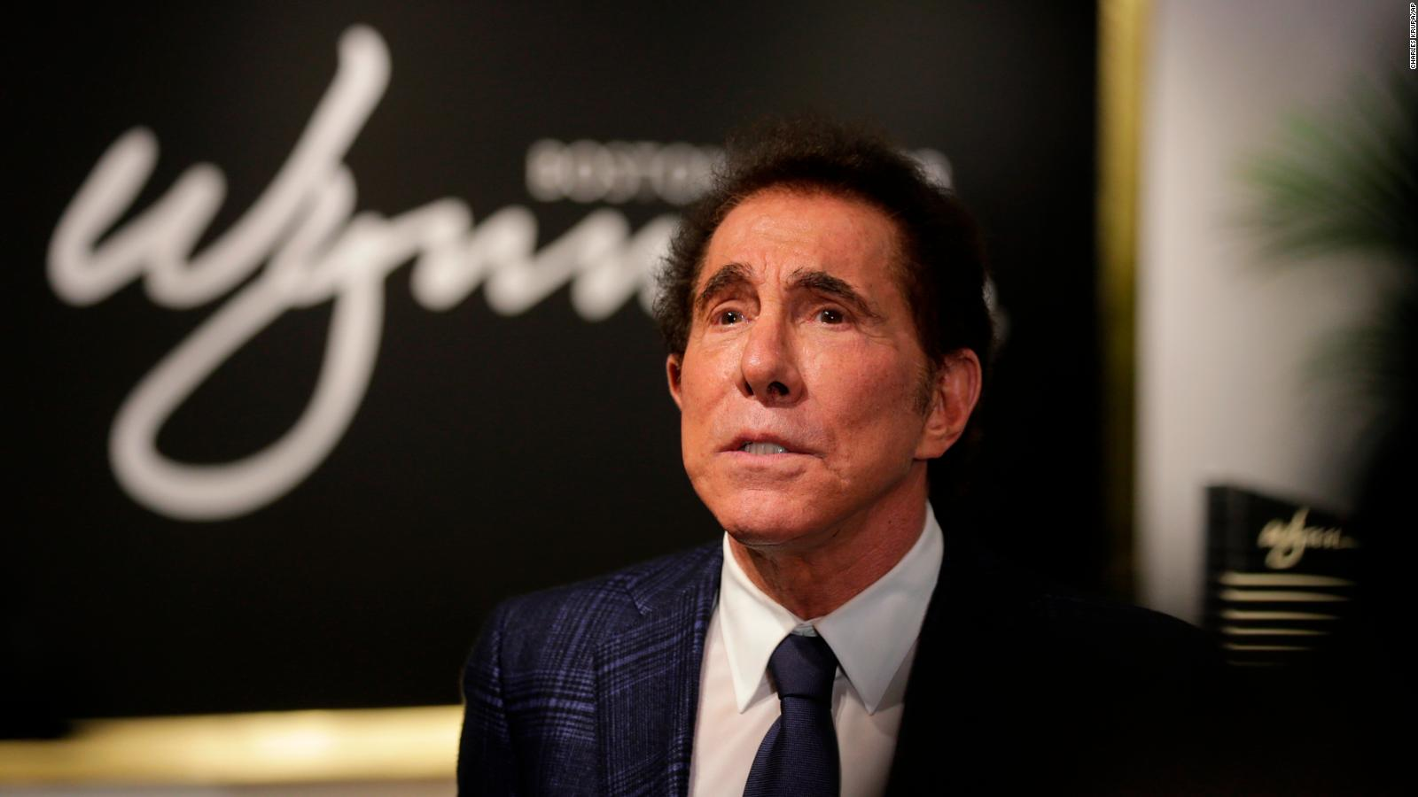 Steve Wynn lawyer accuses woman of extortion over sexual misconduct claims
