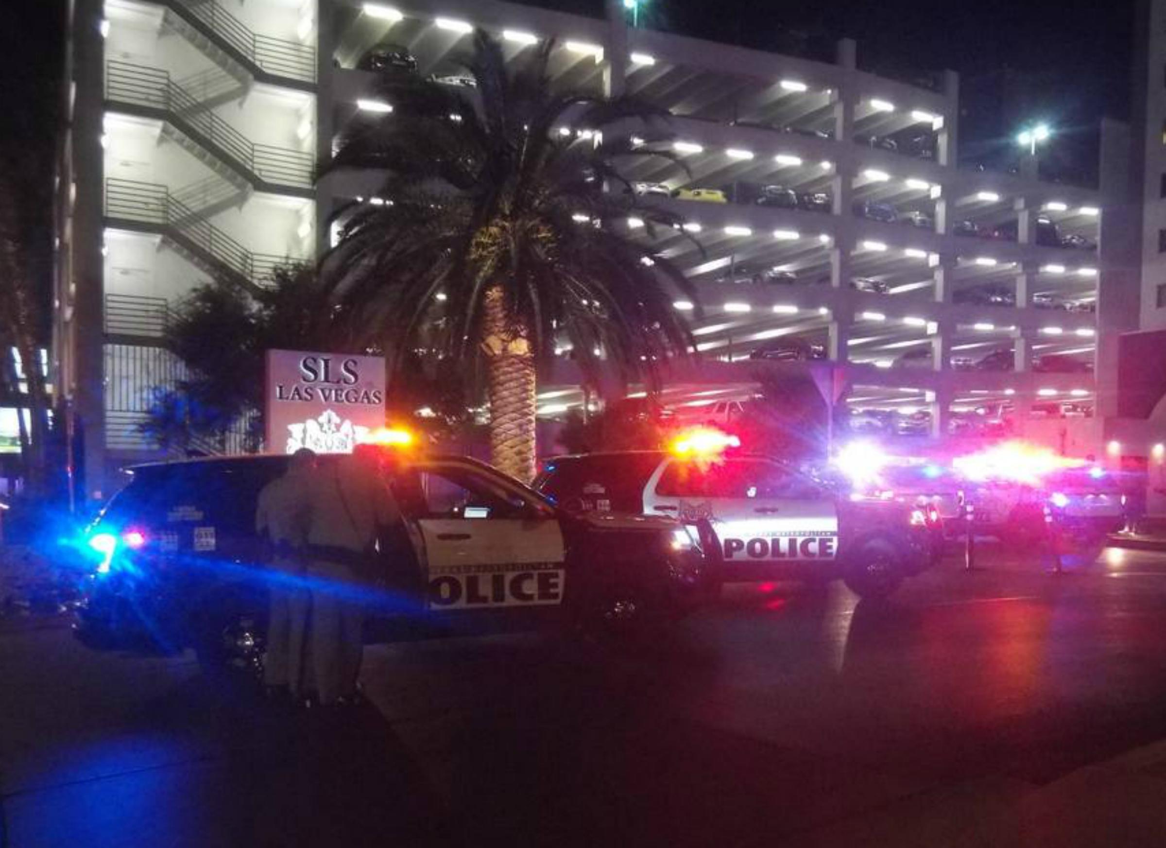 Las Vegas police Strip crime