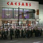 Caesars Windsor strike Detroit casinos