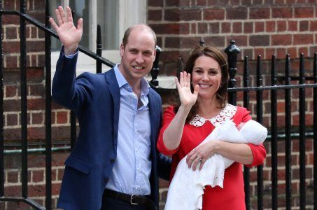 Prince Louis royal baby odds