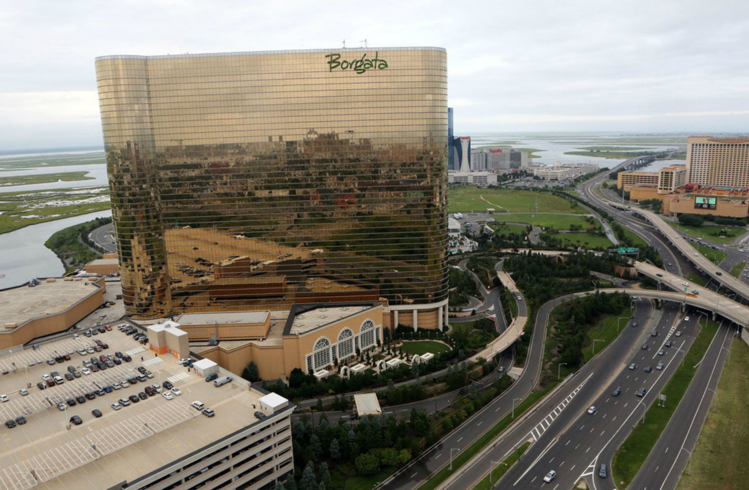 Atlantic City casinos Borgata