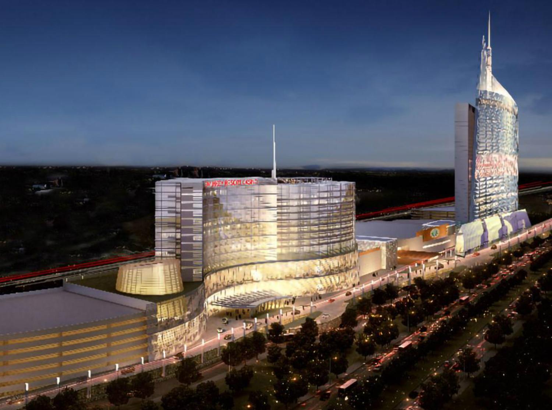 Virginia casino gambling Pamunkey