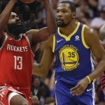 NBA Playoffs Finally Have Early Round Excitement, Odds Favor Warriors, Rockets, Cavs