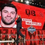 NFL Draft Round One Betting Recap, Cleveland Browns Roll Dice With Baker Mayfield