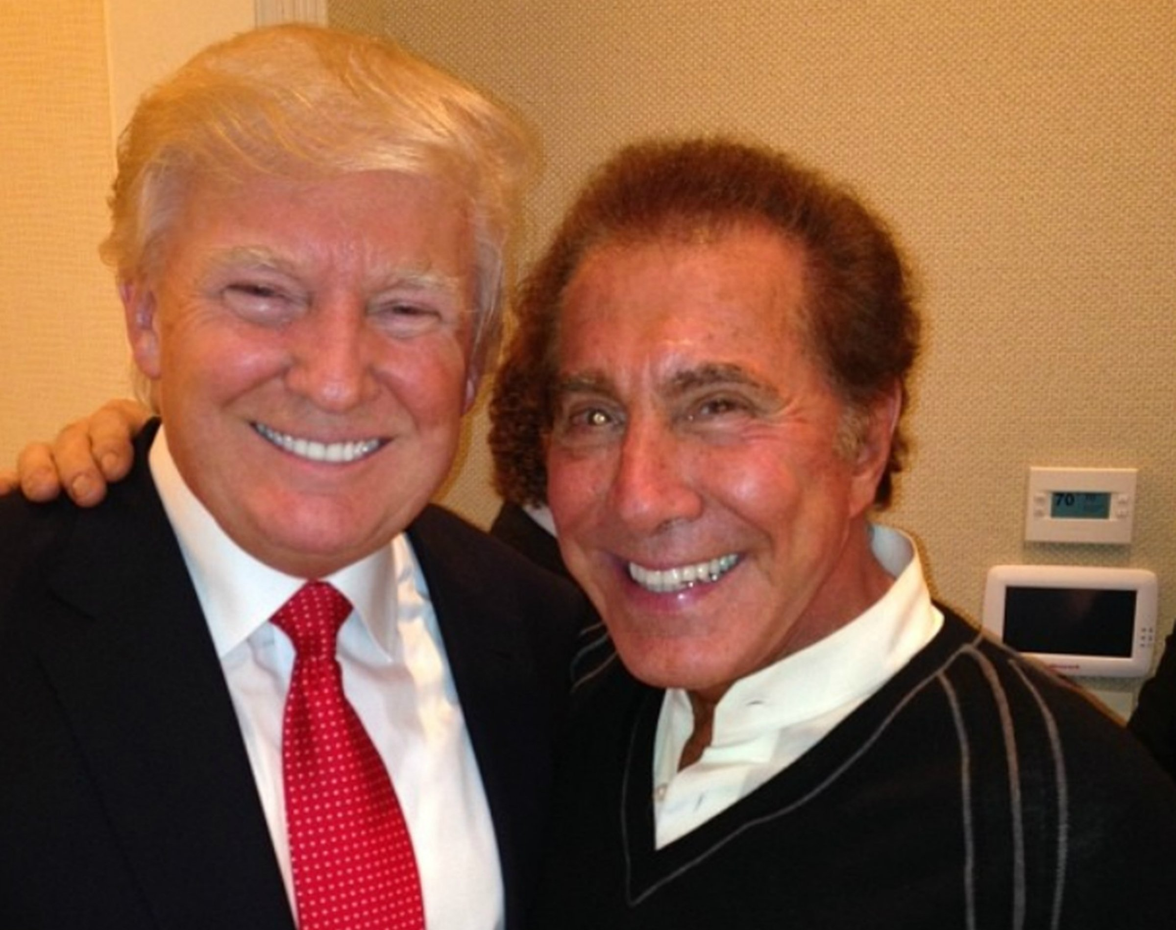 Steve Wynn Donald Trump RNC