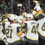 Vegas Golden Knights Sweep Kings In First Round of NHL Playoffs