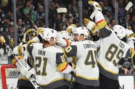 Vegas Golden Knights playoffs