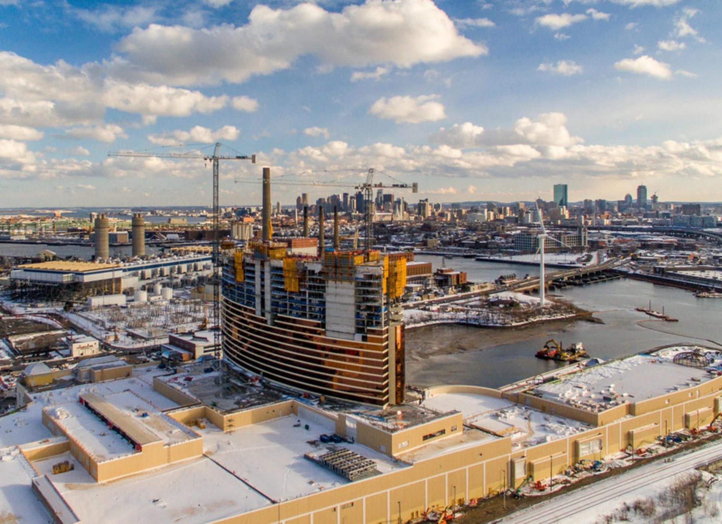 Wynn Resorts Boston Harbor