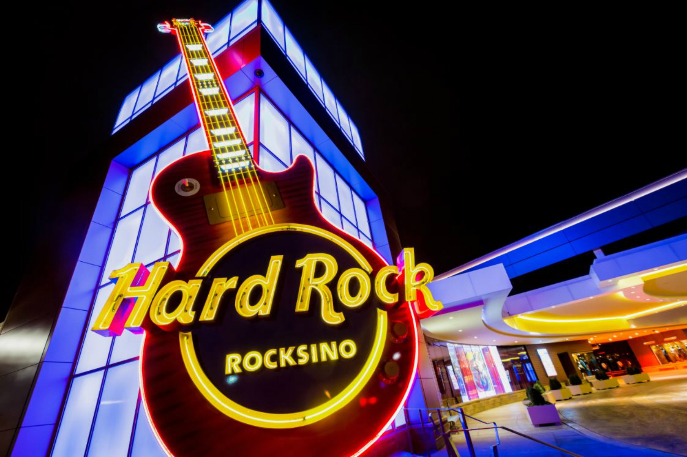 Ohio casinos racino Hard Rock