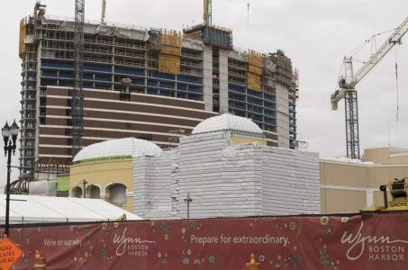 Wynn Resorts Boston Harbor name