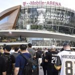 Vegas Golden Knights Win First Playoff Game, City Relishes in Team Success