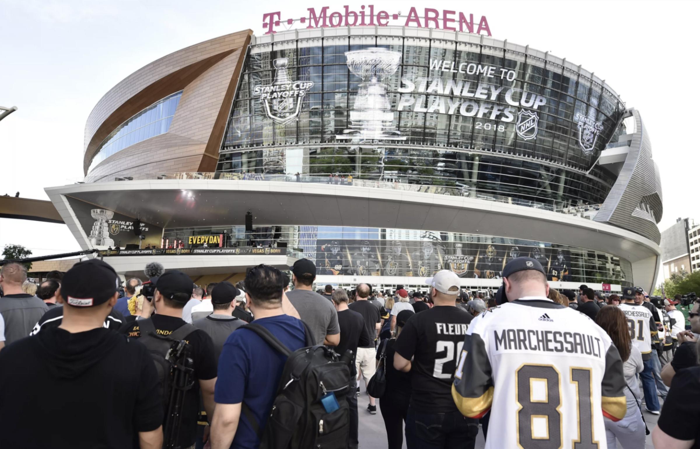 Vegas Golden Knights NHL odds