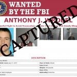 CAPTURED: Suspected Las Vegas Casino Exec Shooter Anthony Wrobel Arrested in Texas