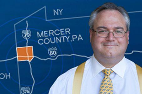 Pennsylvania satellite casino Mercer County