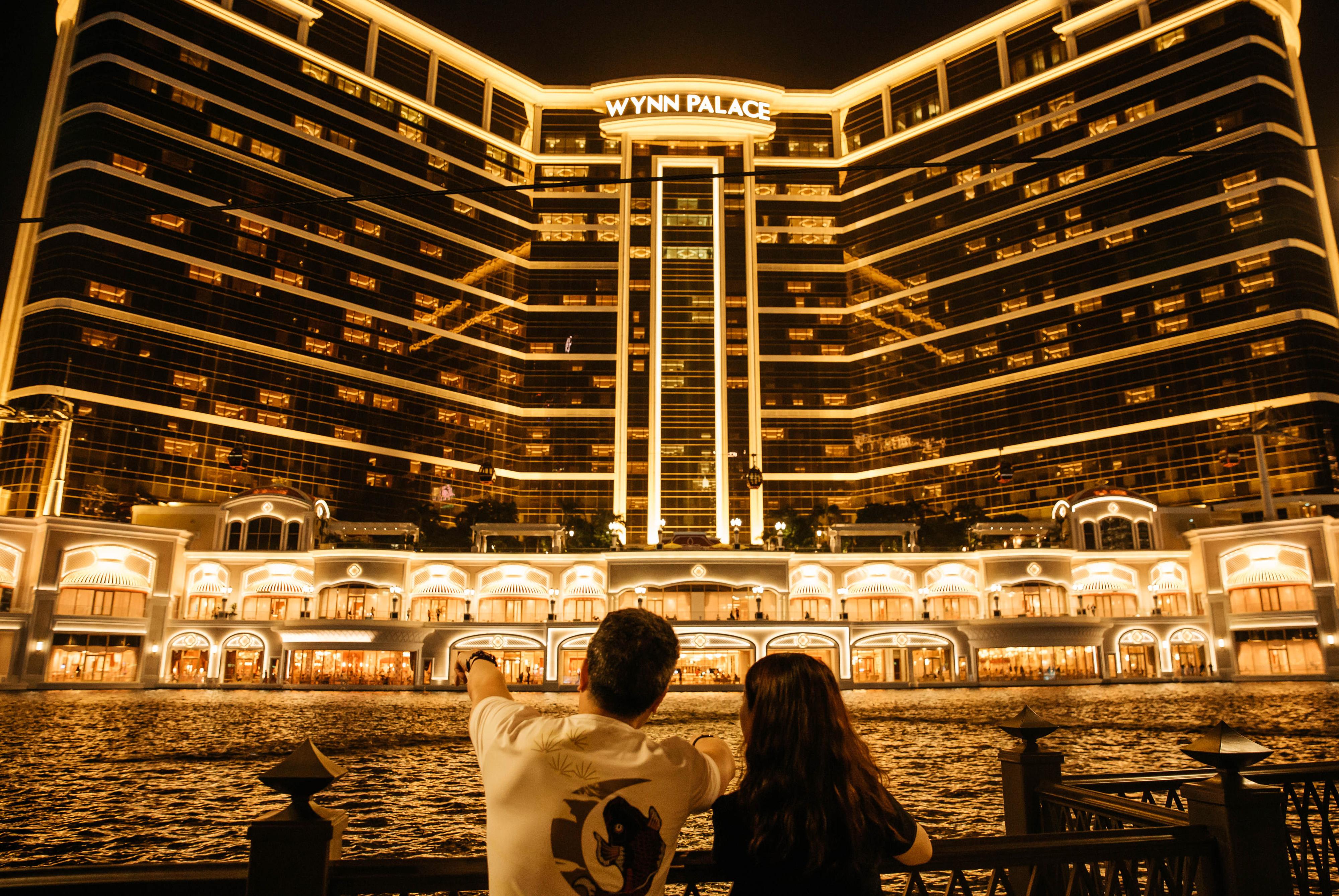 Wynn Macau profits