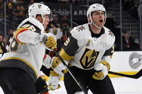 Las Vegas sportsbooks Golden Knights
