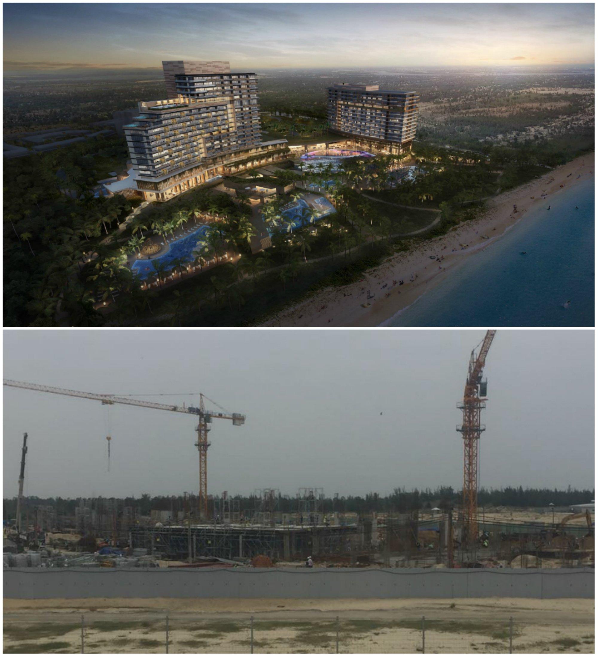 Suncity Group Vietnam casino resort