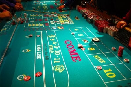 Oklahoma casinos get craps and roulette