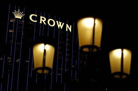 Crown Resorts fined