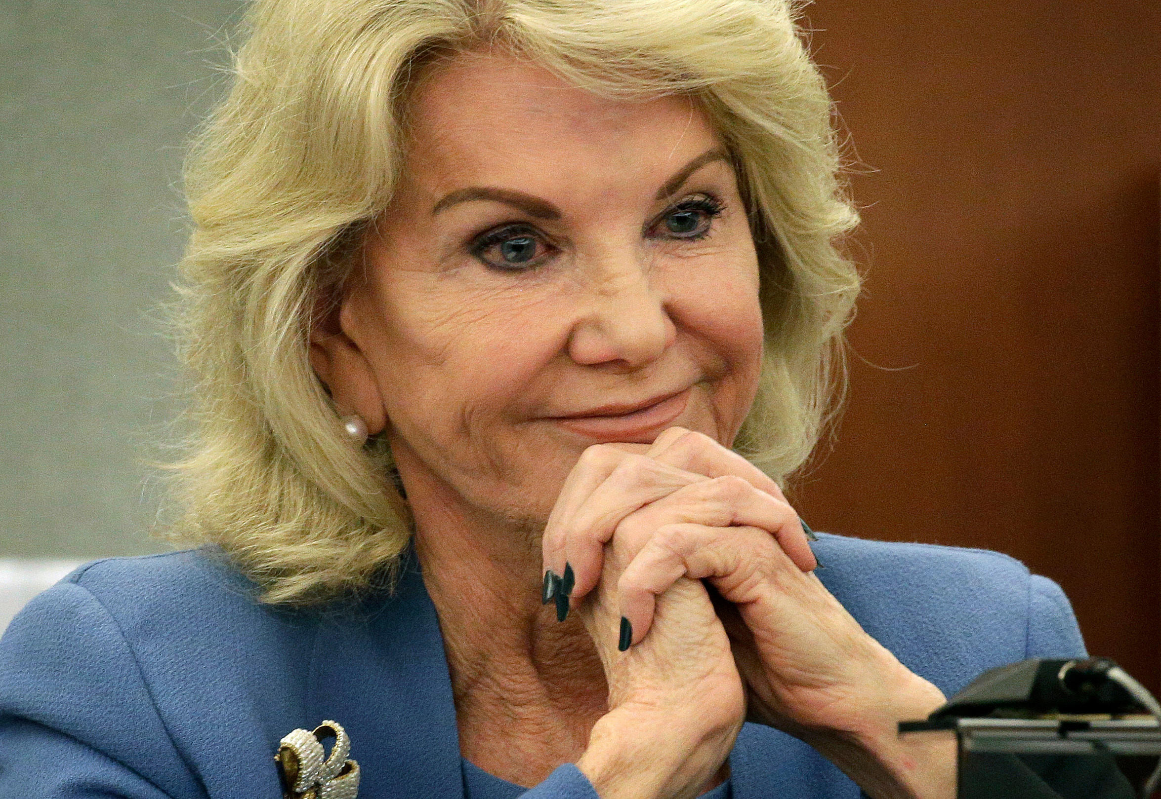Elaine Wynn wants Wynn Resorts shake-up