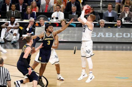 Villanova Wildcats Donte DiVincenzo NCAA odds