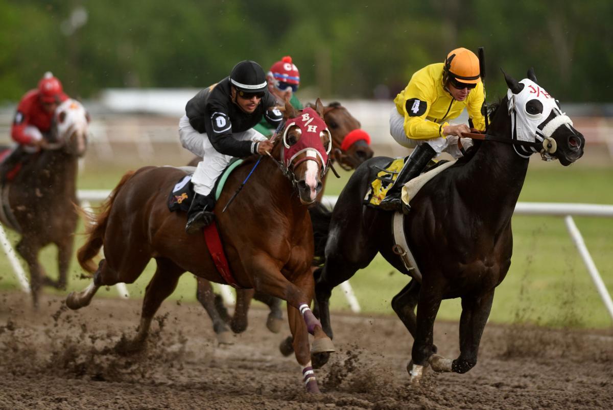 Save Idaho Horse Racing