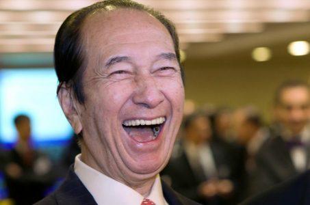 Stanley Ho retirement Macau