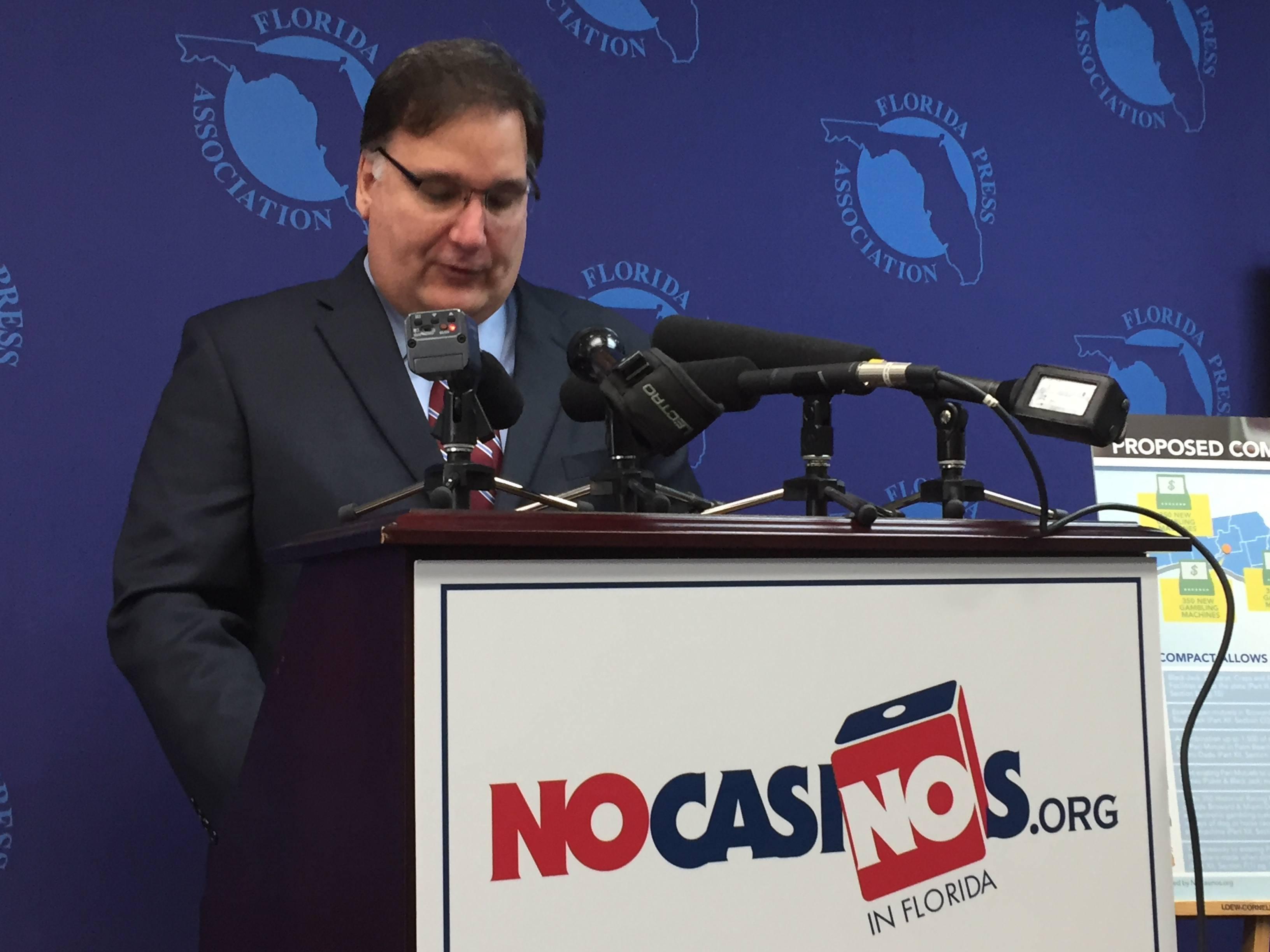 John Sowinski of NoCasinos