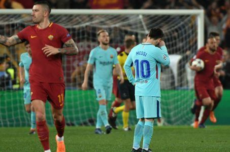Roma Barcelona Champions League