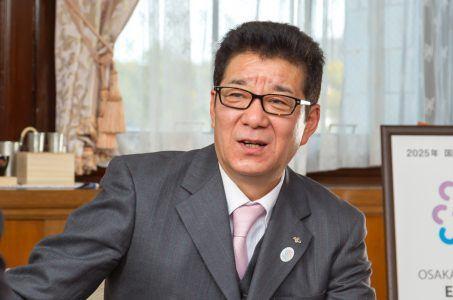 Osaka casino up and running by 2023, says governor, Ichiro Matsui