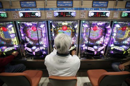 Pachinko in decline