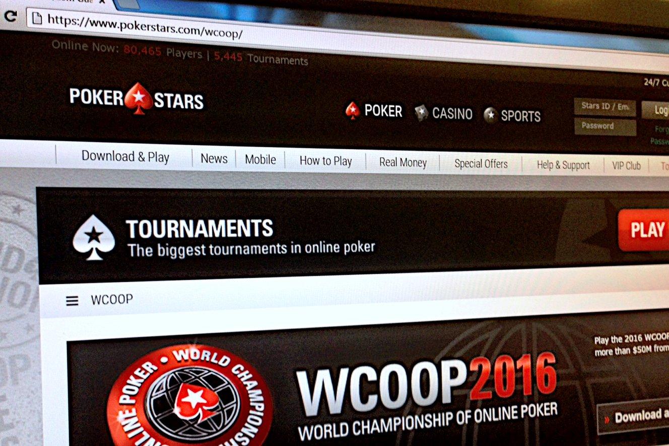 Pokerstars blocks play money games in washington state for Big fish casino real money
