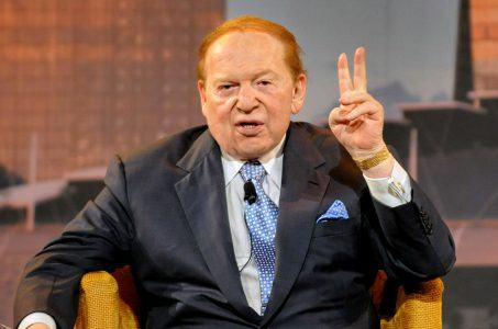 Adelson gets pay rise