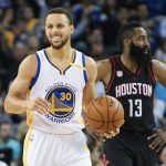 Warriors, Rockets NBA Favorites Entering Semifinals, Cavs Underdogs vs. Raptors