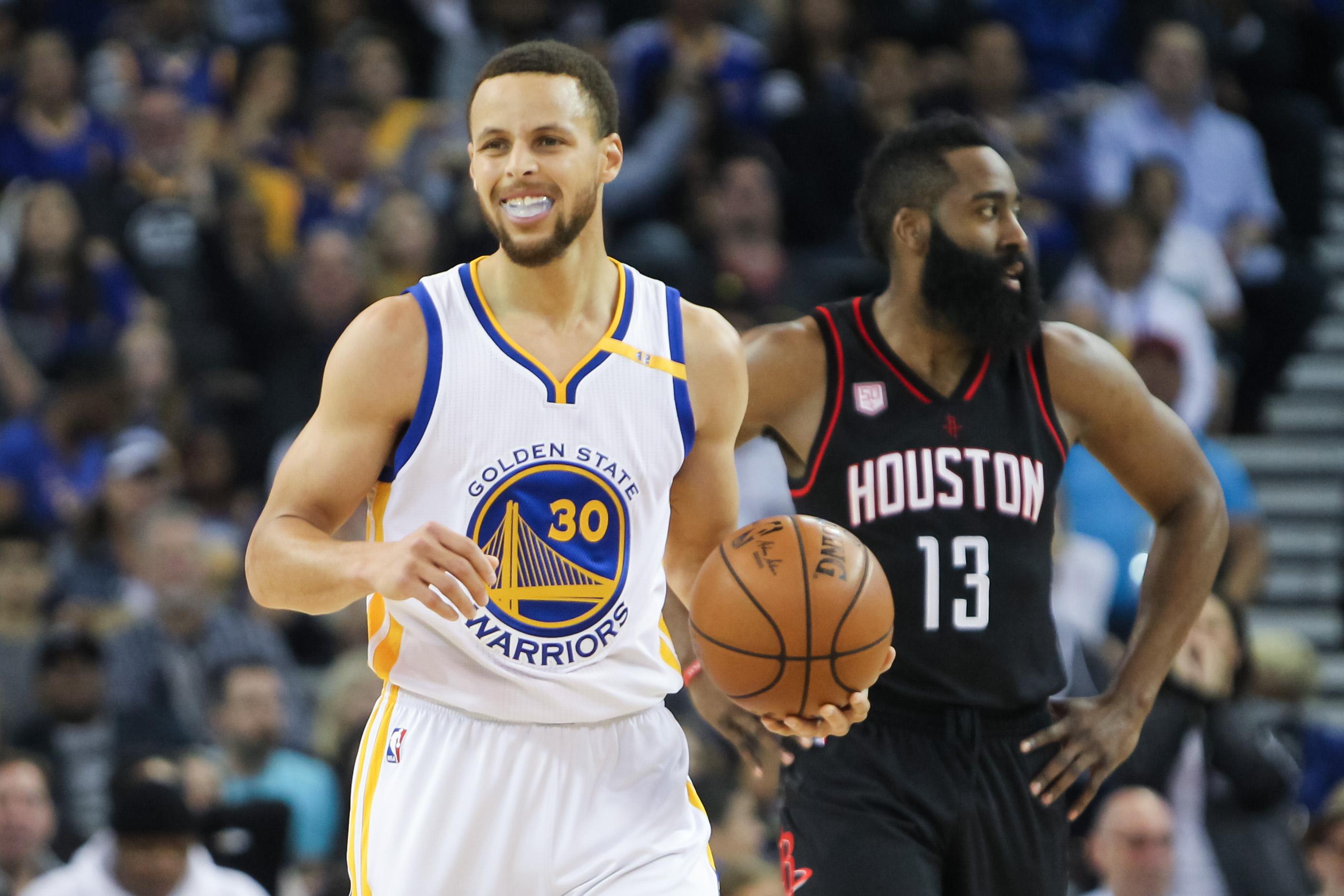 Warriors Rockets Nba Favorites Entering Semifinals Cavs