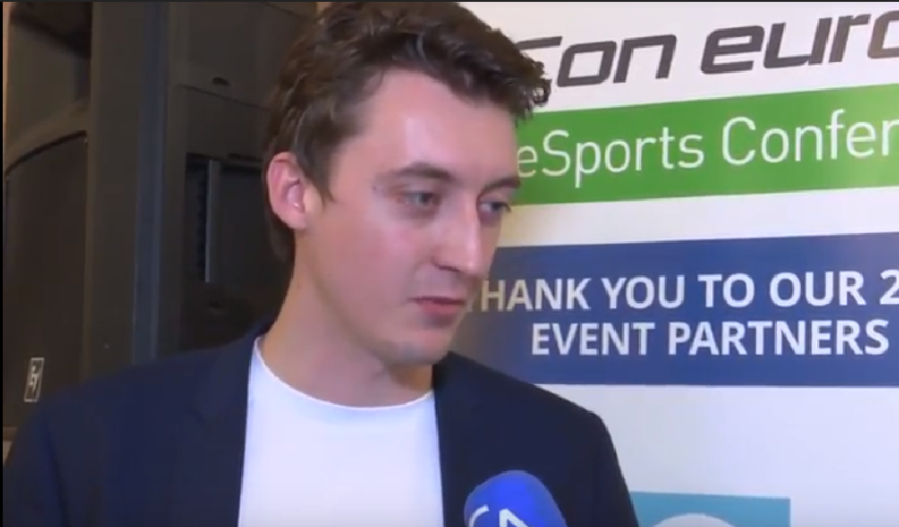 Sportsradar Head of Esports James Watson fired