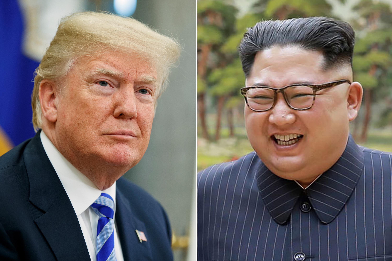 Donald Trump Kim Jong Un odds