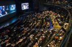 Nevada casinos March revenue
