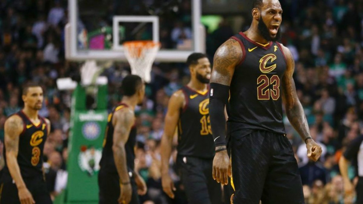 Cavs NBA Finals odds Warriors Rockets