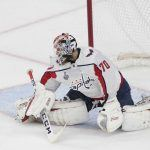 CAPS STRIKE BACK: Washington Holds Onto 3-2 Win Over Vegas to Even Stanley Cup Final