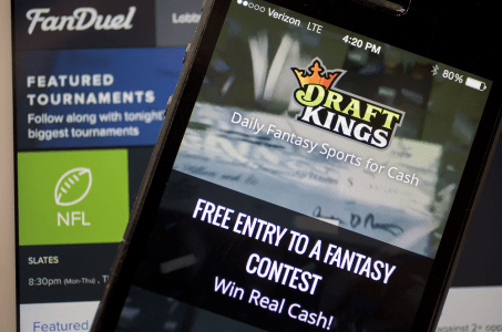 DraftKings sports betting