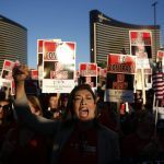 Las Vegas Union Representing 50,000 Resort Workers Threatens Strike, Walkout Would Cripple City